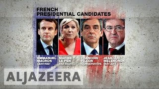 Download Tight race in French presidential election Video