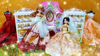 Download Princess Barbie Dolls dress up! Royal Gold style Princesa Boneca vestir-se Estilo de ouro Video