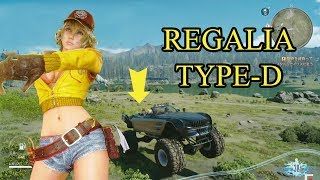 Download [Patch 1.12] Final Fantasy XV - HOW TO GET THE REGALIA TYPE-D + GAMEPLAY FOOTAGE Video