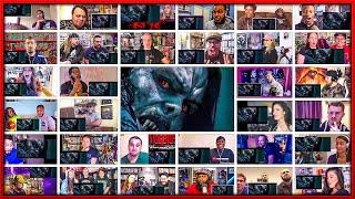 Download Morbius Teaser Trailer Mega Reactions Mashup (40+ Reactions) Video