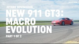 Download REVIEW: Porsche 911 GT3 – the new 493bhp supercar tested on track Video