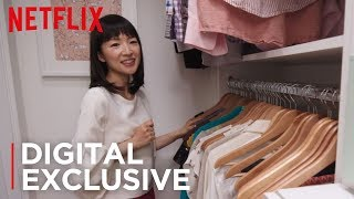 Download How To Organize Your Closets | Tidying Up with Marie Kondo | Netflix Video