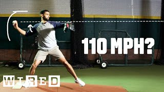 Download Why It's Almost Impossible to Throw a 110 MPH Fastball | WIRED Video