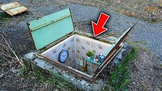 Download Top 5 People WHO FOUND SECRET UNDERGROUND BUNKERS! Video