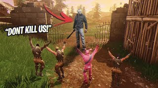 Download *NEW* Fortnite: Friday The 13th GAMEMODE IS BACK!?! PLAYGROUND V2 IS UNBELIEVABLE! Video