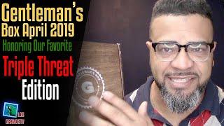 Download Gentleman's Box April 2019 👔 : #LGTV Review Video