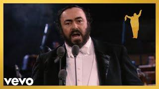 "Download Luciano Pavarotti sings ""Nessun dorma"" from Turandot (The Three Tenors Original Concert... Video"