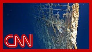 Download New video reveals Titanic being devoured Video