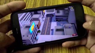 Download The Amazing Spiderman 2 HD Android Gameplay Video