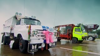 Download Supersize Burmese Drag Race | Top Gear | Series 21 | BBC Video