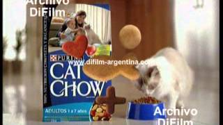 Download DiFilm - Publicidad Purina Cat Chow (2008) Video
