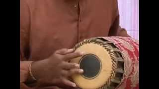 Download First lesson on Mridangam Video