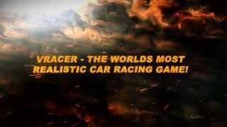 Download VRACER Review VRacer Real Racing Game Video