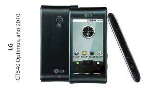 Download LG Mobile Phones History (2002-2014) Video