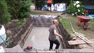 Download How to build your swimming pool - Step by step Video