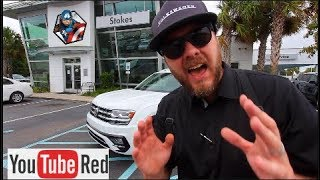 Download New 2018 VW ATLAS R-LINE | Review, Test Drive & 😎 Reaction | NOT SO BORING LOL Video