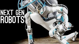 Download Next Generation Robots - Boston Dynamics, Asimo, Da Vinci, SoFi Video
