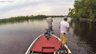 Download Bullet Hits Boat While Fishing Video