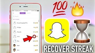 Download How to Get Snapchat Streak Back After You Lose It (NEVER LOSE STREAK AGAIN) Video
