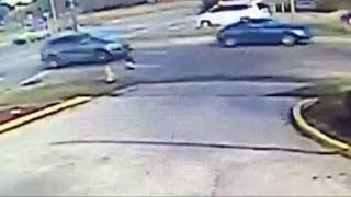 Download Footage Appears to Show Cars Later Involved in Road Rage Incident Video
