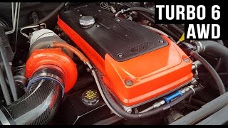 Download Ford Territory AWD turbo 6 Video
