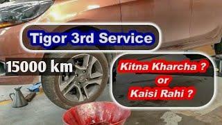 Download TATA TIGOR 3rd Service Cost and Service Experience Video
