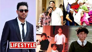 Download Yuvraj Singh Net Worth, Salary, House, Car, Bikes, Girlfriends, Family & Luxurious Lifestyle Video