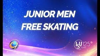 Download ISU JGP Final - Men Free Skating - Nagoya 2017 Video