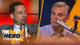 Download Houston Rockets trading CP3 for Russell Westbrook is a 'Hail Mary' — Broussard | NBA | THE HERD Video
