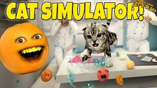 Download Cat Simulator 2017: The PURRfect game! [Annoying Orange Plays] Video