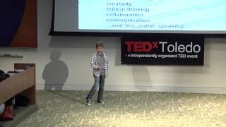 Download Learning to Code, Coding to Learn : Jonathan Buchanan at TEDxToledo Video
