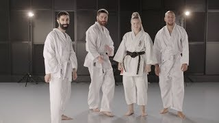 Download Karate with Anne-Marie [Episode 10: Rudimental] Video