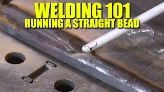Download 🔥 The First Lesson of Welding - Learn to Run a Straight Bead (Everlast PowerTIG 200DV) Video