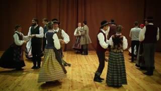 Download Suktinis (visoje Lietuvoje šokamas šokis) Video