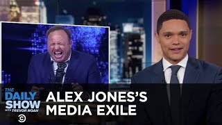 Download Venezuela's Assassination Scare & Alex Jones's Media Exile | The Daily Show Video