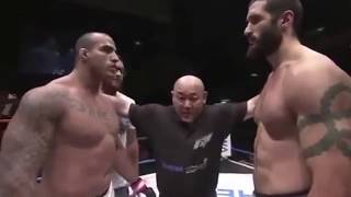 Download Biggest MMA Fighters Video