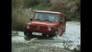 Download Mercedes-Benz G-Class History Video