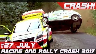 Download Racing and Rally Crash Compilation 2017 Week 27 July Video