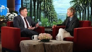 Download Jonah Hill Discusses 'The Wolf of Wall Street' Video