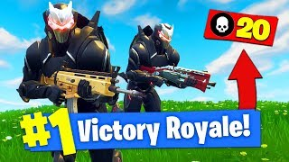 Download When Youtubers Go *TRYHARD* In Fortnite Battle Royale! Video