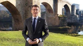 Download Mensaxe de fin de ano do presidente da Xunta de Galicia 2016 Video