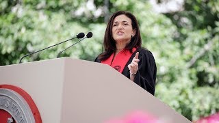 Download Sheryl Sandberg at MIT Commencement 2018 Video