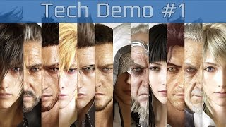 Download Final Fantasy XV - Tech Demo #1 [HD] Video