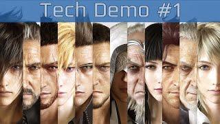 Download Final Fantasy XV - Tech Demo #1 [HD] Video