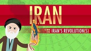 Download Iran's Revolutions: Crash Course World History 226 Video