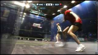 Download Waters v El Sherbini - World Women's Team Squash 2012 Final Video
