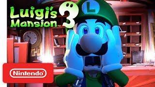 Download Luigi's Mansion 3 (Working Title) - Announcement Trailer - Nintendo Switch Video