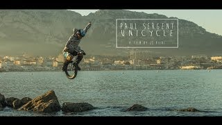 Download Xtreme Unicycle - Paul Sergent Video