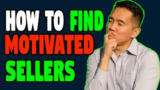 Download How To Find Motivated Sellers For Real Estate Investing! Video