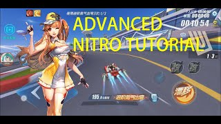Download Advanced Nitrogen Tutorial 【Garena Speed Drifters / QQ Speed Mobile】 Video